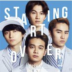 CD)DISH///Starting Over(初回出荷限定盤(初回生産限定盤B))(DVD付) (SRCL-9873)