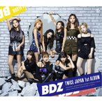CD)TWICE/BDZ(初回出荷限定盤(初回限定盤B))(DVD付) (WPZL-31492)