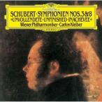 シューベルト 交響曲第3番 第8番 未完成
