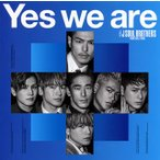 CD)������ J SOUL BROTHERS from EXILE TRIBE/Yes we are�ʣģ֣��� (RZCD-86822)