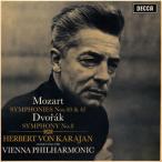 モーツァルト 交響曲第40番 第41番 ドヴォルザーク 交響曲第8番