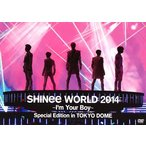 DVD)SHINee/SHINee WORLD 2014〜I'm Your Boy〜Special Editio (UPBH-20136)