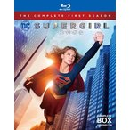 Blu-ray)SUPERGIRL/スーパーガール ファースト・シーズン コンプリート・ボックス〈3枚組〉 (1000603071)