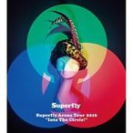 """Blu-ray)Superfly/Superfly Arena Tour 2016""""Into The Circle!""""〈 (WPZL-90120)"""