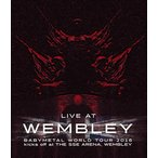 ショッピングBlu-ray Blu-ray)(初回仕様)BABYMETAL/LIVE AT WEMBLEY BABYMETAL WORLD TOUR 2 (TFXQ-78140)