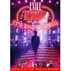 """DVD)EXILE ATSUSHI/EXILE ATSUSHI LIVE TOUR 2016""""IT'S SHOW (RZBD-86270)"""