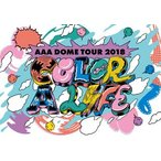 DVD)AAA/AAA DOME TOUR 2018 COLOR A LIFE〈2枚組〉(通常版) (AVBD-92764)