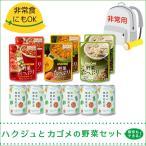 ハクジュとカゴメの野菜セット 白寿の緑黄色野菜 カゴメ野菜たっぷりスープ