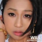 CD 青山テルマ / WILL 初回限定盤
