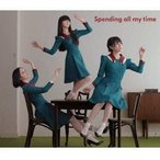 CD+DVD  Perfume / Spending all my time【初回限定盤DVD付】