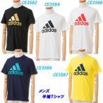 ショッピング半袖 半袖Tシャツ/アディダス(adidas)メンズ ビッグロゴ(EMR80)