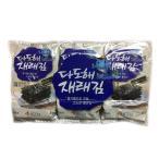 ダドへ海苔 3袋入り 本場韓国の味 韓国海苔 韓国食品