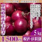 【販売中】北海道産赤タマネギ(レッドアイII) (2020年度産)  5kg