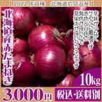【予約(10月中旬発送予定)】北海道産赤タマネギ(レッドアイII) (2020年度産)  10kg