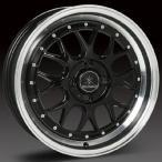 オフビートブラックダイヤモンドBD00/ブラックポリッシュ/ハンコック 165/40-16 165/40R16/タイヤ・ホイール4本SET