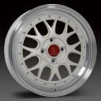 オフビートブラックダイヤモンドBD00/ホワイト&ポリッシュ/ハンコック 165/40-16 165/40R16/タイヤ・ホイール4本SET