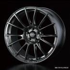 ウェッズ ウェッズスポーツ SA72R ハイパーブラッククリア 9.5J 4本 レブスペック 265/35-18 265/35R18 タイヤホイール4本セット