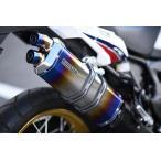 GTAパワーサイレント スリップオンマフラー ヒートチタンサイレンサー 政府認証 BMS-R(ビームス) CRF1000L AfricaTwin(アフリカツイン)17年