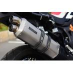 GTA パワーサイレント スリップオンマフラー チタンソリッドサイレンサー 政府認証 BMS-R(ビームス) CRF1000L AfricaTwin(アフリカツイン)17年