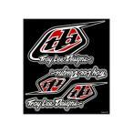 TLD Factory Sticker Set Troy Lee Designs(トロイ・リー・デザイン) アクセサリー