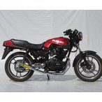 GSX250E(ゴキ) RPM-67Racing(レーシング)マフラー(ステンレスサイレンサーカバー) RPM
