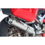 スリップオン チタン TSR(テクニカルスポーツ) VFR800F/VFR800X