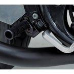 Z125 PRO(プロ)BR125H マルチステップ ブラックアルマイト  DAYTONA(デイトナ)