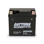 ギア(GEAR)UA06J ハイパフォーマンス メンテナンスフリー バッテリー DYTX5L-BS(YTX5L-BS互換) DAYTONA(デイトナ)