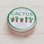 サボテン 種 リトルガーデン サボテン栽培キット缶 MIX CACTUS ミックス カクタス