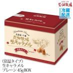 【常温タイプ】花畑牧場 生キャラメル プレーン 45g BOX入【冷蔵配送】