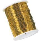 Yahoo!はなどんやアソシエ糸針金#30 #18 ゴールド 40m AW003420-018 01  12巻  フラワーワイヤー、ネット その他ワイヤー、針金