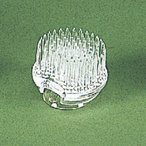 即日 プラスチック剣山丸小   GL000701 00   花 資材 基本資材 剣山、チューブ