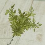 即日  造花 YDM ティーリーフピック ダークグリーン FG4616-DGR 00   造花葉物、フェイクグリーン その他の造花グリーン