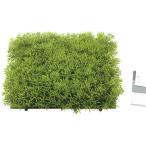 造花 ロングウッドマット(poppy-GL3230) 03 //造花 グリーン グリーン2 ガーランド・マット