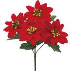 造花 花材「は行」 ポインセチア