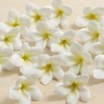 即日 造花 アスカ ミニプルメリア 1袋16輪入  ホワイト A-31401-1 造花 花材「は行」 プルメリア