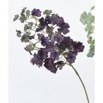 即日  造花 アスカ A-41780 クローバー #007G パ−プルグリ−ン A-41780-007G 造花葉物、フェイクグリーン クローバー