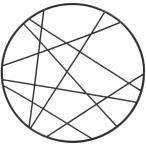 東京堂 造花 ブラック サイズ Φ20cm KA615120-020