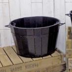 ウエキオリジナル SVWM-1404 Vウッドダル 枕型L 235152 ガーデニング用品 プランター 木製
