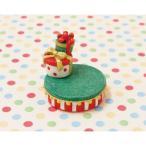 丸和貿易 セルバクリスマス ギフトボックス 400825602 3個 クリスマス飾り オブジェ 小物
