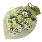 お供え花束-118034  (お供え・ご命日用花束)花キューピット商品