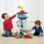 クリスマスプレゼント 子供 パウパトロール おもちゃ グッズ トゥルー メタル アドベンチャー ベイ レスキュー ウェイ プレイセット 専用車両 1:55スケール