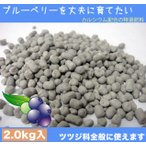 ブルーベリーの肥料 (ブルーベリーを丈夫に育てたい) (2.0kg) カルシウム 配合肥料 ブルーベリー 肥料 ひりょう ツツジ科 全般