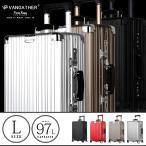 数量限定商品 スーツケース キャリーケース キャリーバッグ vangather [6188-l] lサイズ アルミ付属 全4色 TSAロック搭載 28インチ 5〜7泊 4輪キャスター
