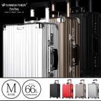数量限定商品 スーツケース キャリーケース キャリーバッグ vangather [6188-m] Mサイズ アルミ 全4色 TSAロック搭載 24インチ 3〜5泊 4輪キャスター