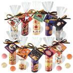 ハロウィンのお菓子プチギフト「ハロウィン パーティースティック キャンディー」 業務用 ノベルティ 子供 会にも HZW-HWS