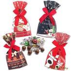 クリスマス お菓子 プチギフト 業務用「きらきらクリスマス チョコ」ウエルカムギフト 個包装 大量  結婚式 子どもHZW-XKRK