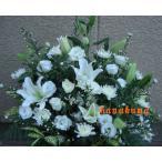 お供え花を送るならフラワーギフトの専門店の当店にお任せ下さい