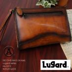 青木鞄 ラガード セカンドバッグ クラッチバッグ 5212 メンズ セカンドポーチ 本革 レザー Mサイズ Lugard G3