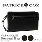 PATRICK COX パトリックコックス セカンドバッグ PXMH4JP1 メンズ